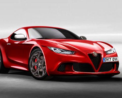 رنگ قرمز در طراحی ماشین