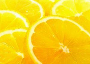 رنگ زرد در مرکبات