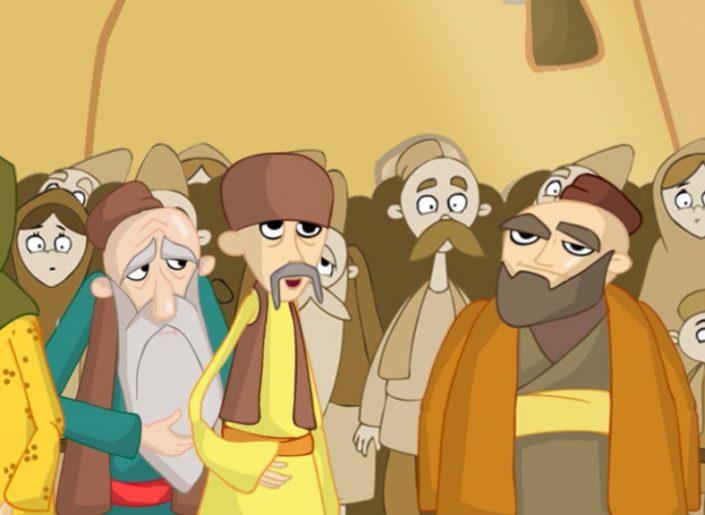 نمونه کار انیمیشن