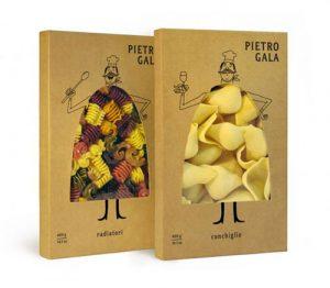 رنگ زرد در بسته بندی محصولات
