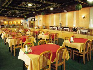 رنگ زرد در رستوران و فست فود