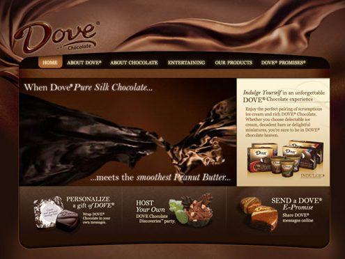 رنگ قهوه ای در طراحی سایت
