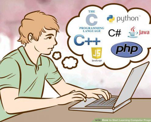 چگونه برنامه نویس شوم؟