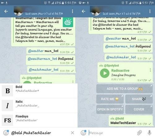 11 ربات مفید تلگرام
