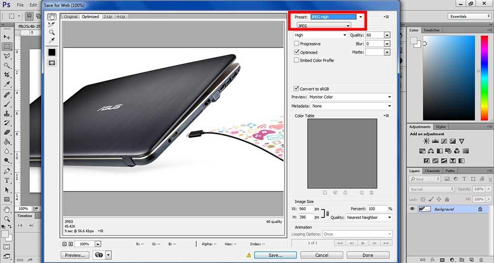 بهینه سازی تصاویر وب سایت برای سئو سایت