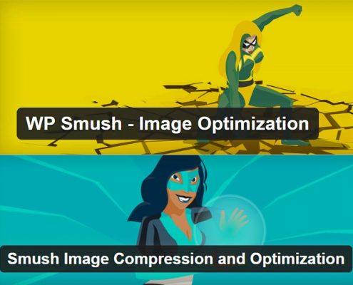 افزونه wp smush بهینه سازی تصاویر وردپرس - طراحی سایت