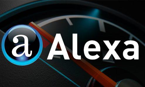 رتبه بندی الکسا - آموزش تخصصی طراحی سایت پرتو
