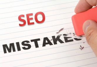 کاهش رتبه وب سایت در گوگل و علل آن