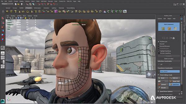 نرم افزارهای ساخت انیمیشن
