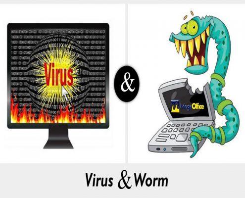 پاکسازی کامپیوتر از ویروس و تروجان