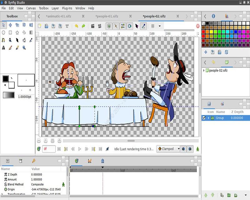 شرکت های انیمیشن سازی در ایران