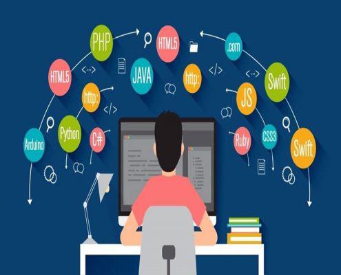 تفاوت زبان های برنامه نویسی در طراحی وب سایت