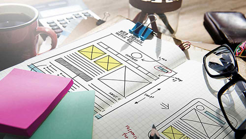 طراحی وب سایت - چگونه یک وب سایت طراحی کنیم ؟ - دوره های آموزشی طراحی سایت