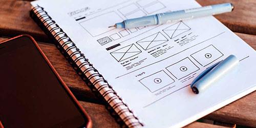 کلاس آموزش طراحی سایت