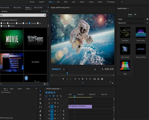 آموزش حرفه ای جلوه های ویژه - آمئزش تدوین فیلم - آموزش ساخت تیزر- آموزشگاه تدوین فیلم