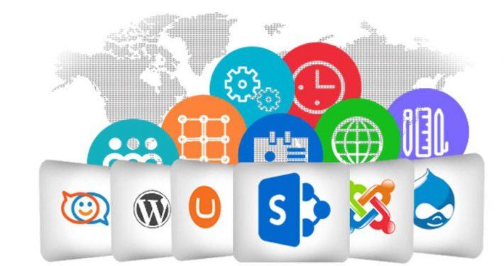 نرم افزار طراحی سریع سایت