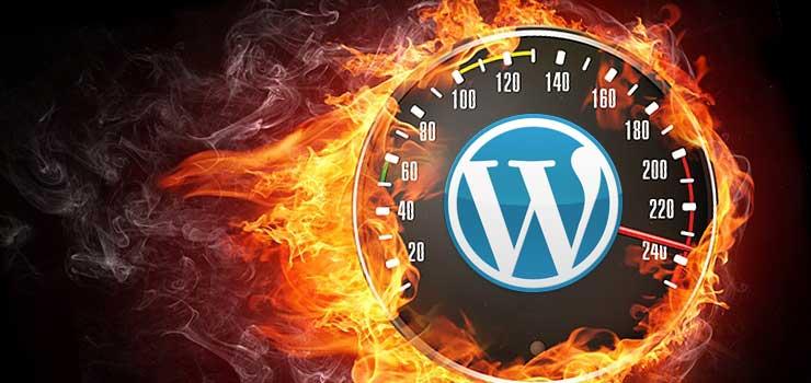 راه های افزایش سرعت سایت وردپرس