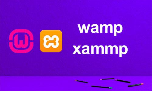 ویدئو-آموزشی-wamp-xammp