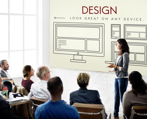طراحی سایت سخت است