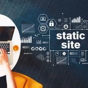 وب سایت استاتیک چیست