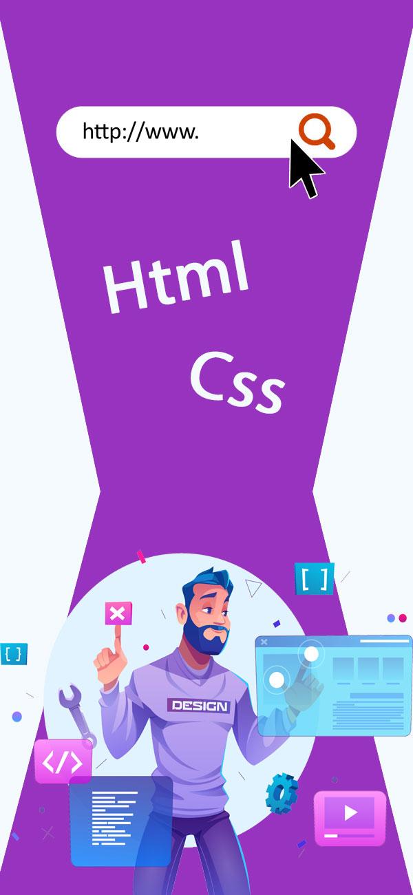 آموزش خصوصی HTML-CSS