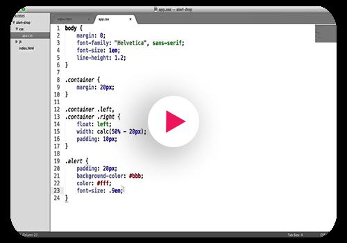 کلاس آموزش HTML-CSS مقدماتی تا پیشرفته