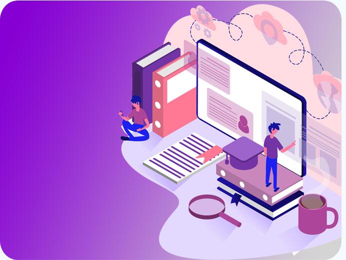 یادگیری کار با اینترنت